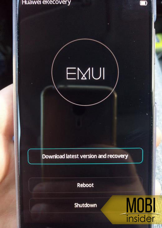 honor download latest version and recovery