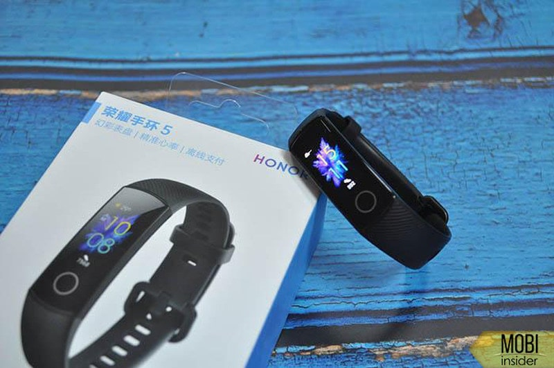 циферблаты для honor band 5