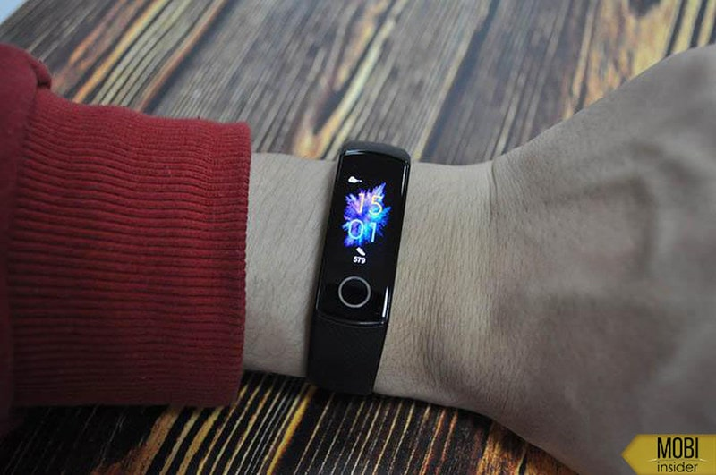 циферблаты honor band 4